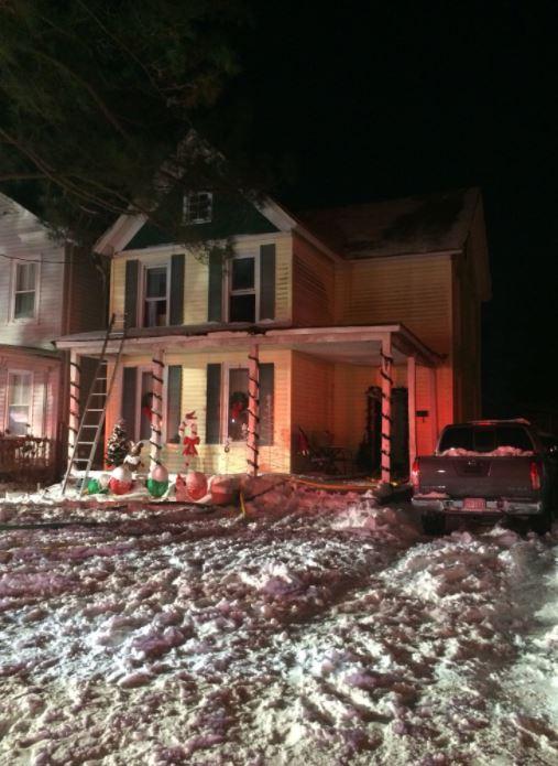 Chesapeake Chesapeake Avenue House Fire South Norfolk_669364