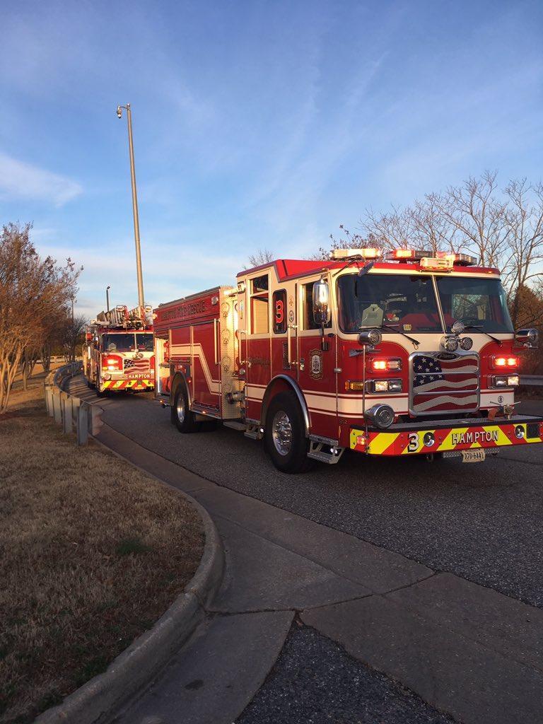 Hampton fire trucks_687583