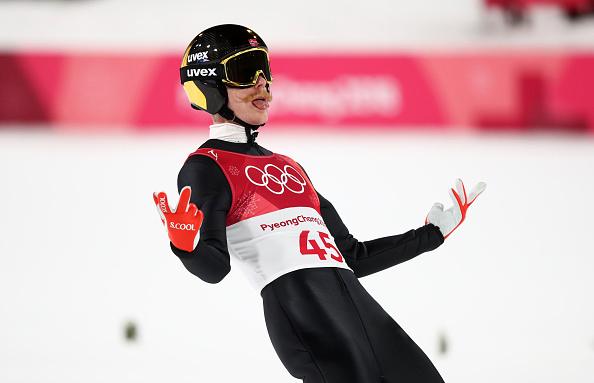 Ski Jumping - Winter Olympics Day 1_694958