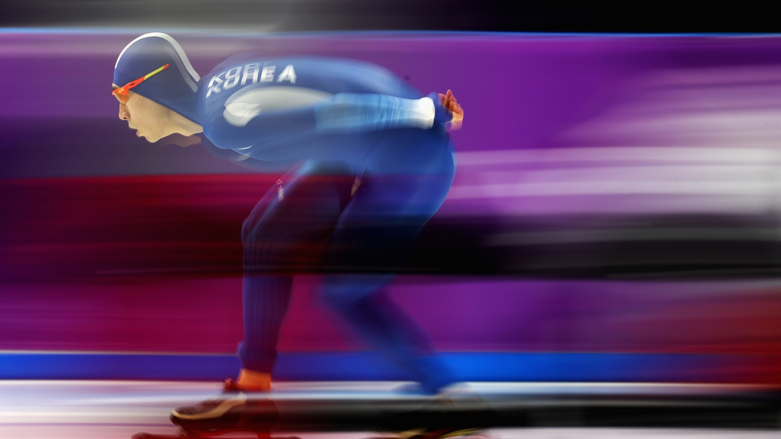 Speed Skating – Winter Olympics Day 2_699721