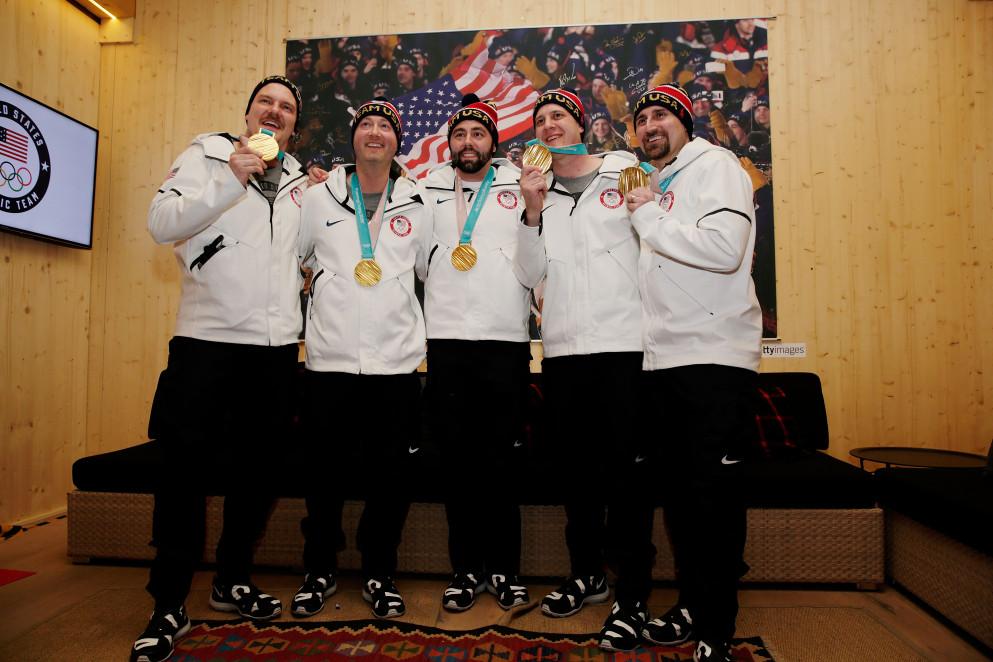 USA House at the PyeongChang 2018 Winter Olympic Games_706076