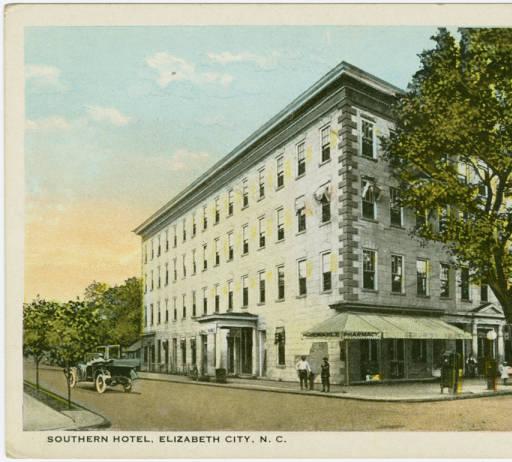 elizabeth city southern hotel image_693392