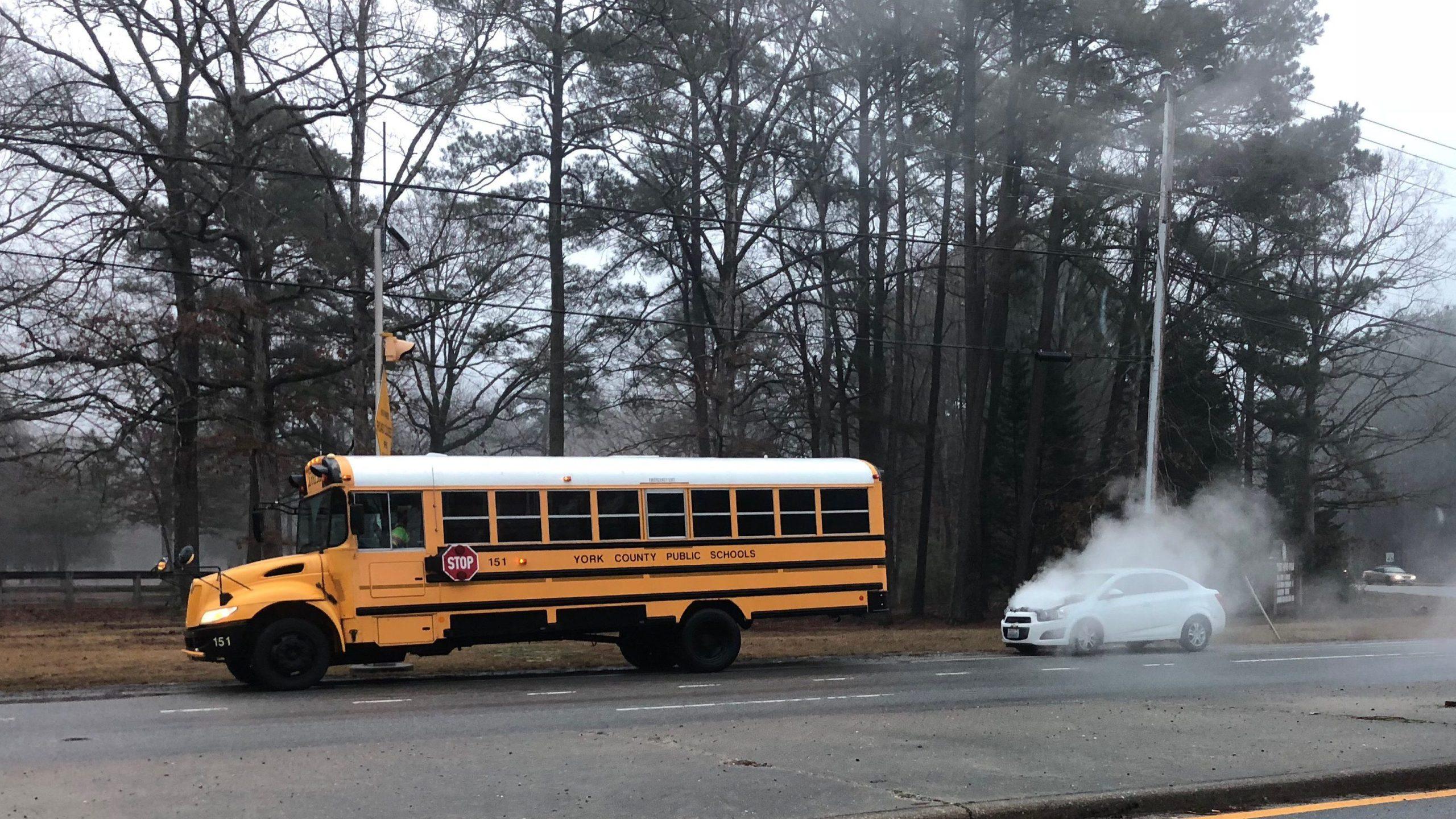 York School Bus Crash_701700