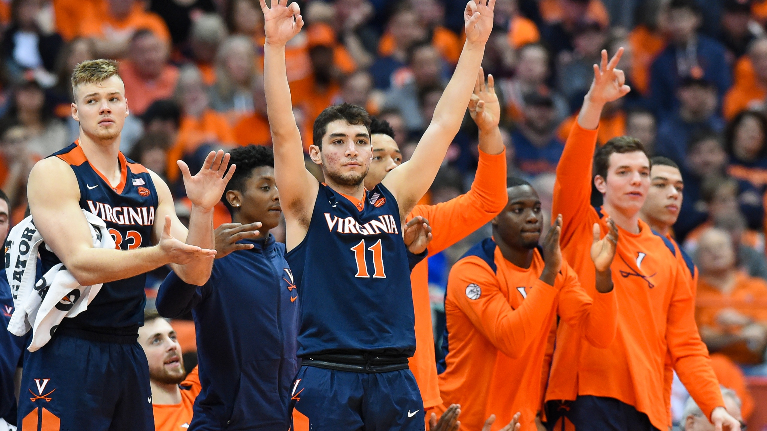 Virginia v Syracuse_696036