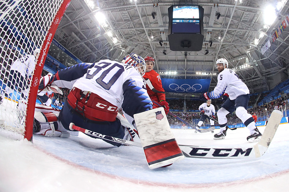Ice Hockey – Winter Olympics Day 8_700091