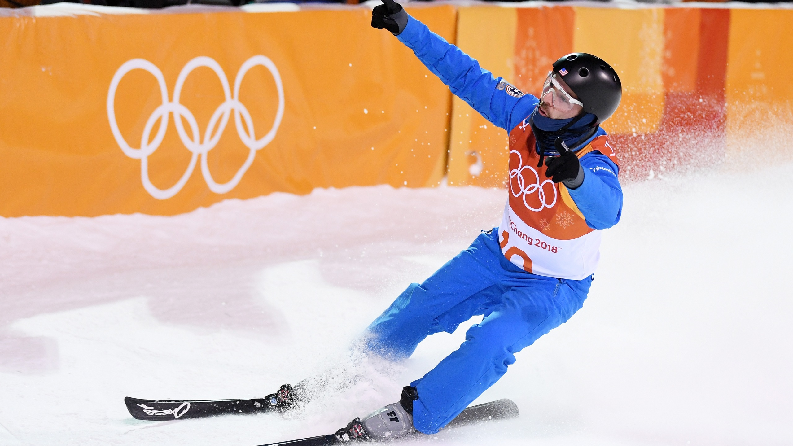 Freestyle Skiing – Winter Olympics Day 9_701812