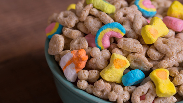 Lucky Charms Cereal Generic_695440