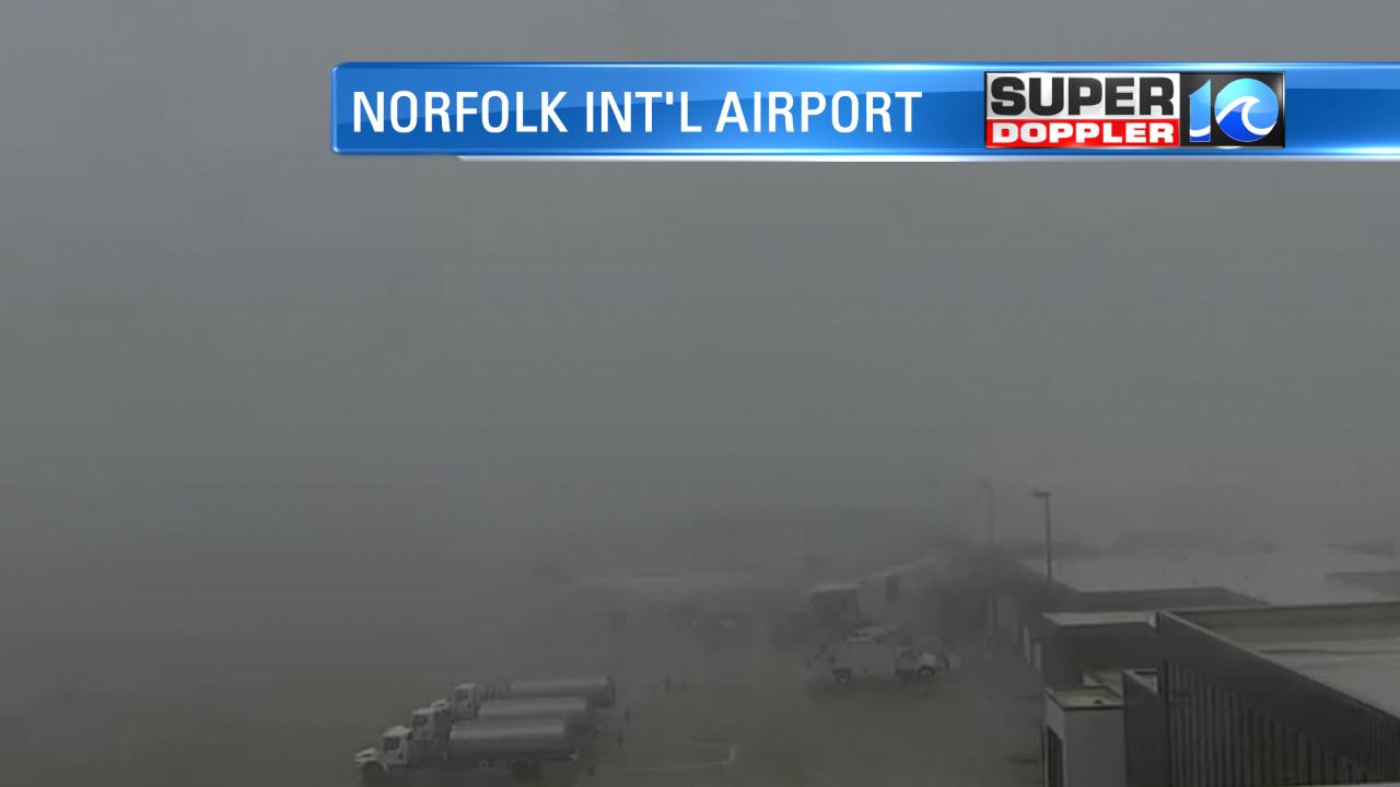 Norfolk International Airport Camera