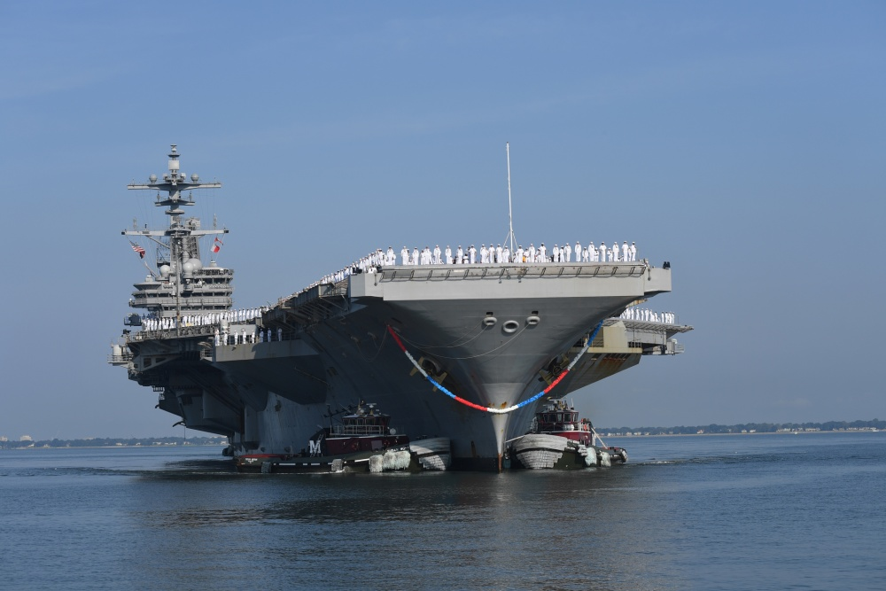 USS George H.W. Bush_716482
