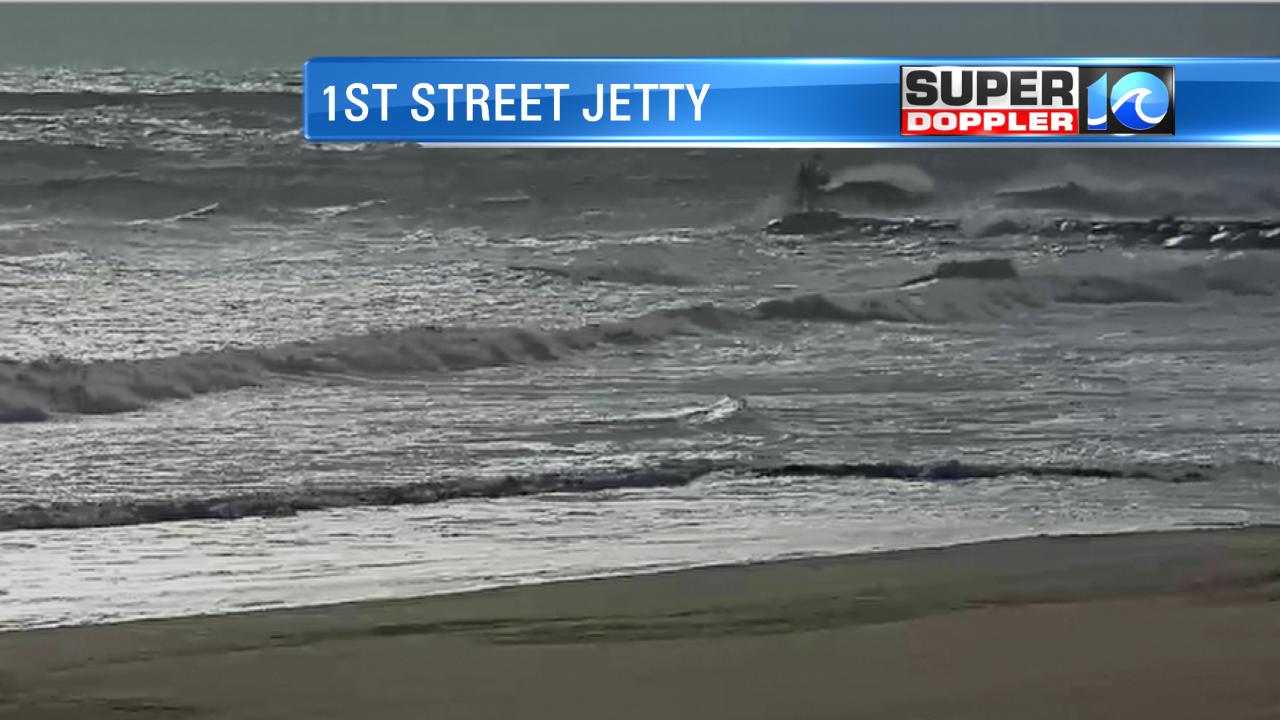 1ST STREET VIRGINIA BEACH - VIEW COURTESY OF SURFLINE.COM