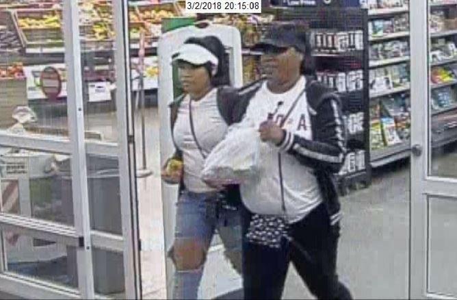 James City County Neighborhood Market Fraud suspects