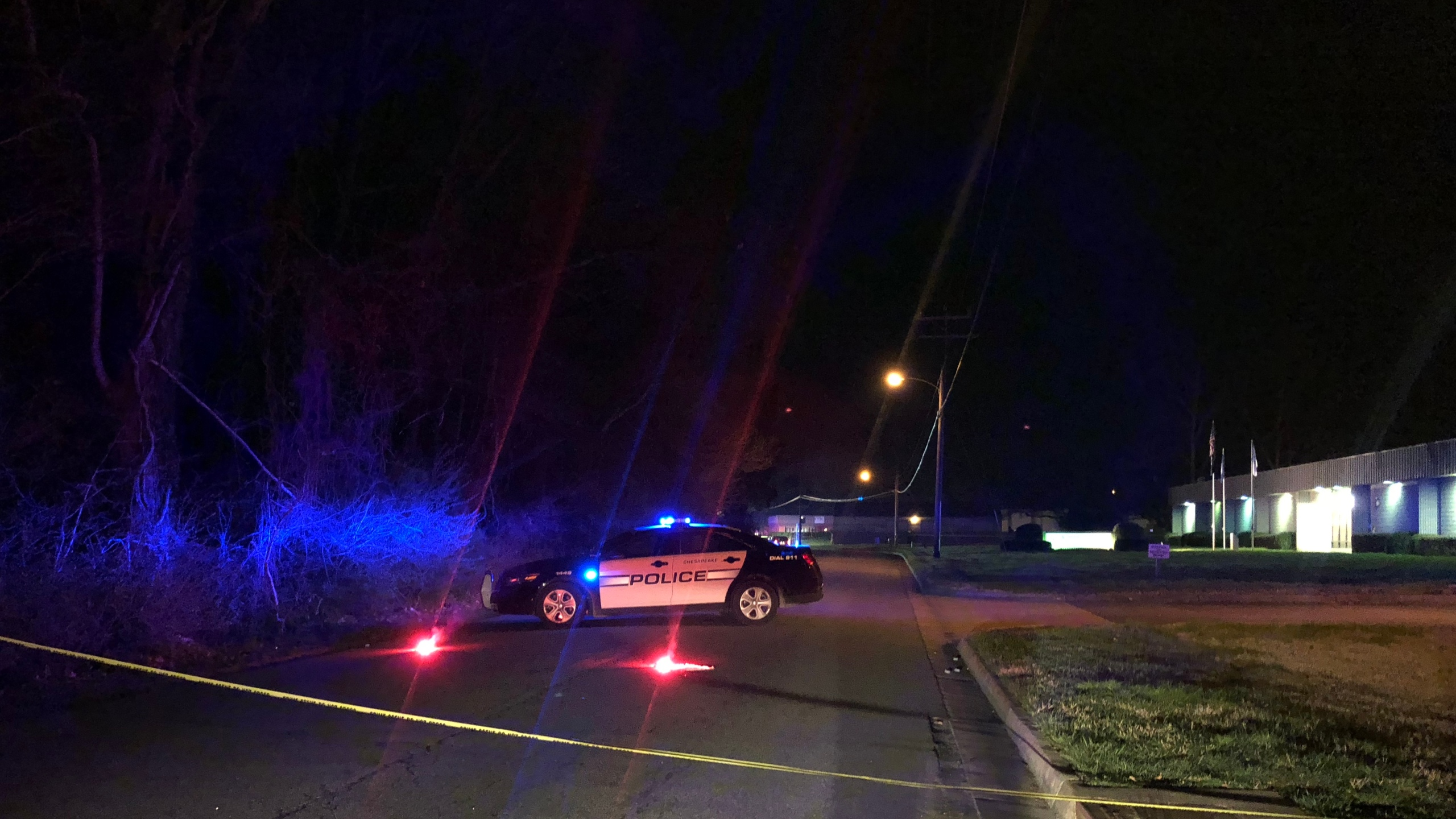 Chesapeake Paramont Avenue Crash_714564