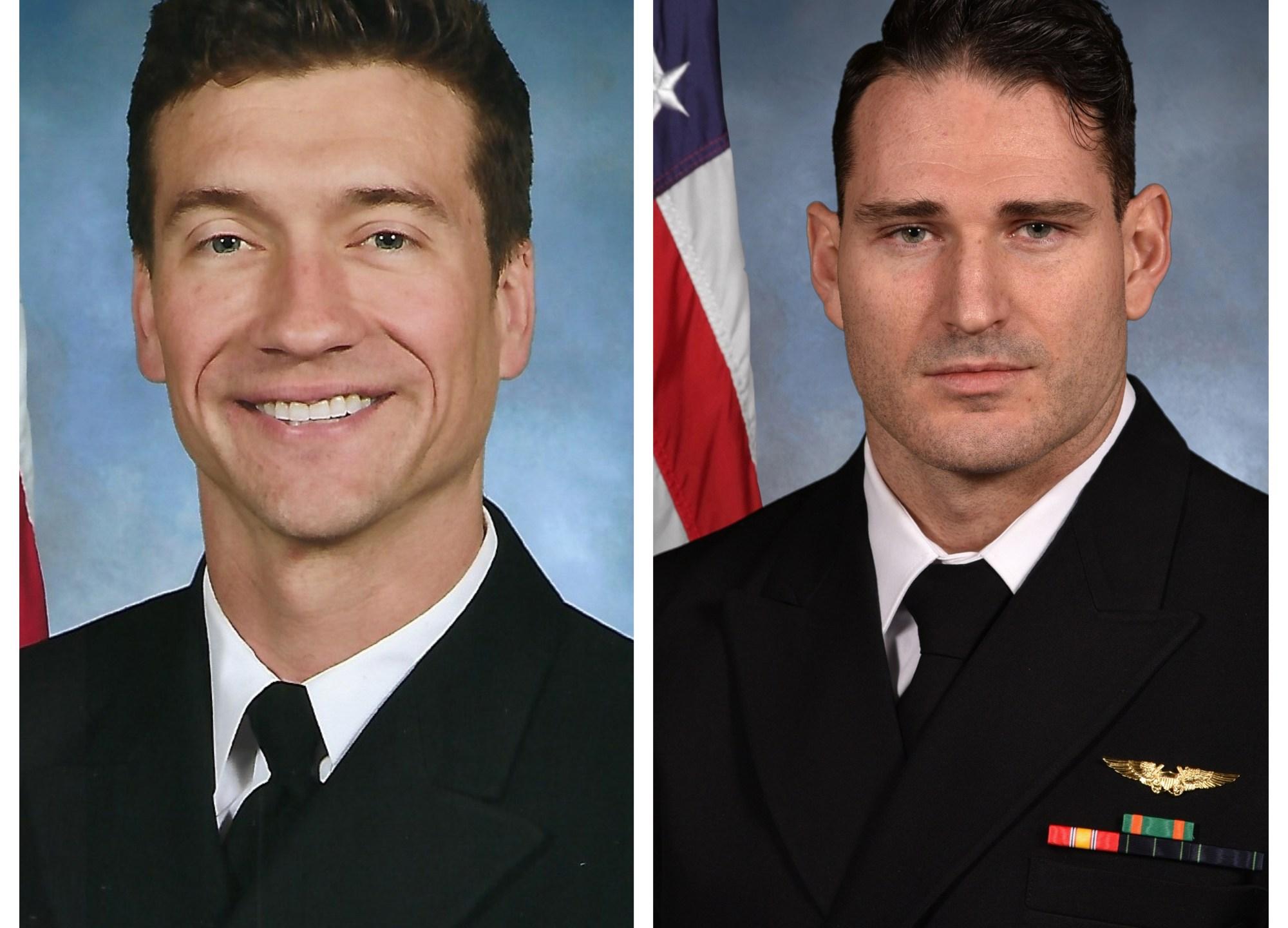 James Brice Johnson and Caleb Nathaniel King