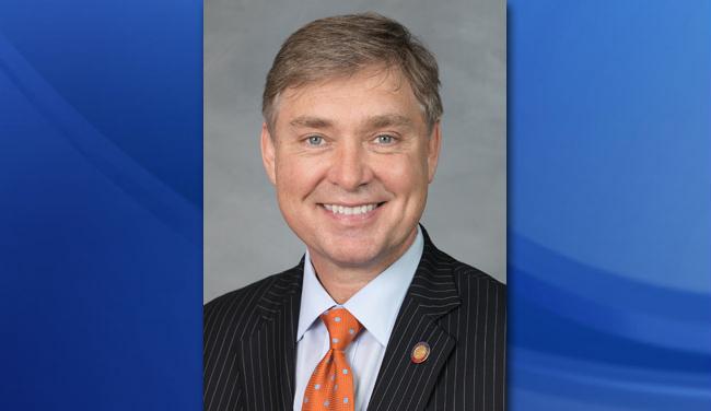 Rep. Duane Hall , a Wake County Democrat (North Carolina General Assembly)_711852