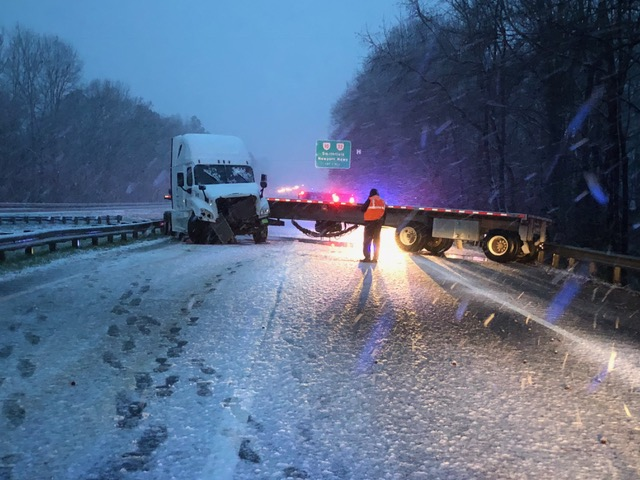 Route 58 tractor trailer_715325