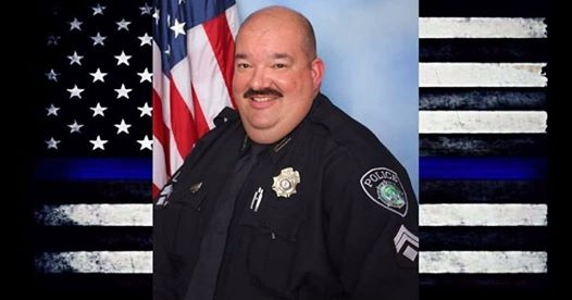 Newport News Police Officer Kevin Ryder