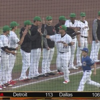Tides fall to Stripers 3-1 in season opener