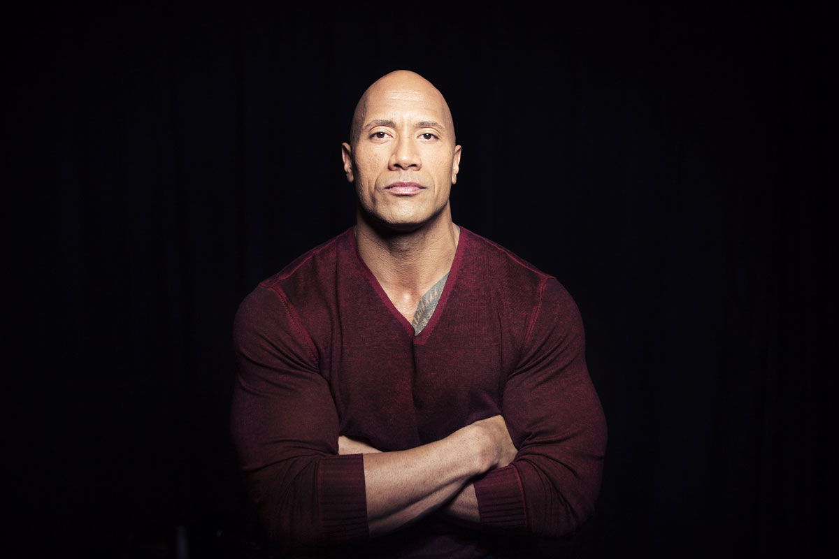 Dwayne Johnson The Rock