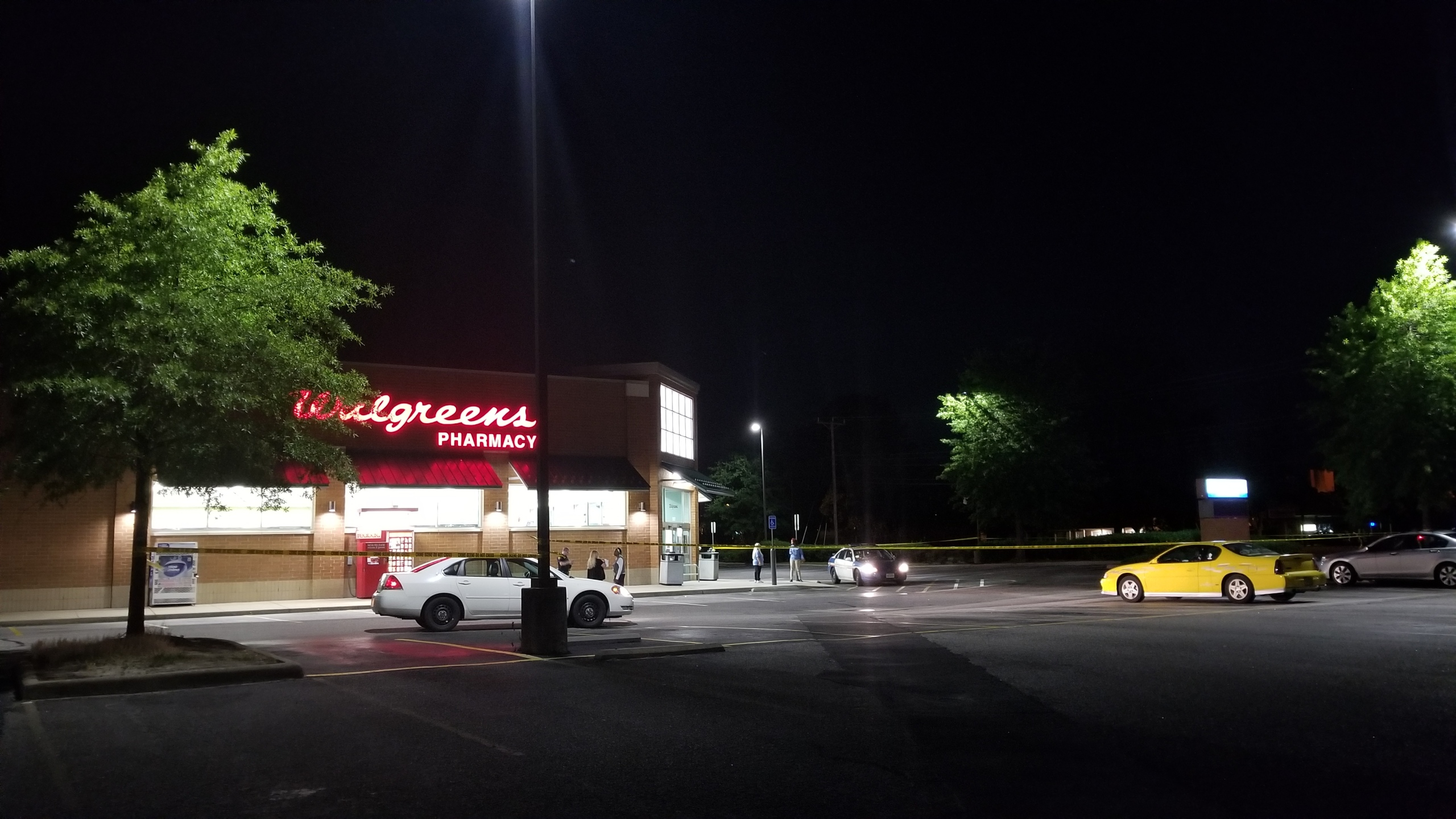 Portsmouth Walgreens Armed Robbery