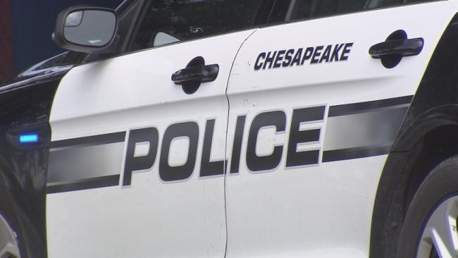Chesapeake police generic