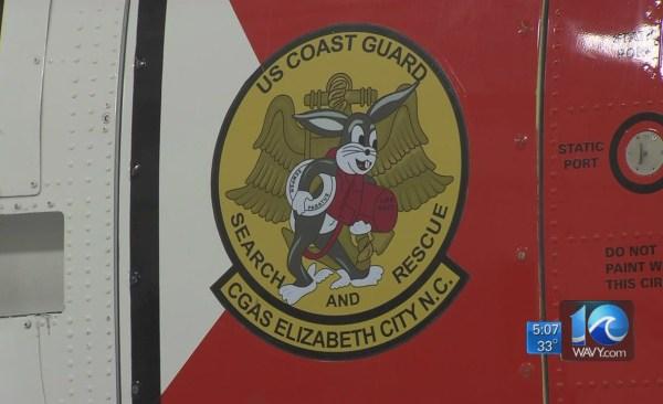 Coast Guard Elizabeth City Generic WAVY Photo