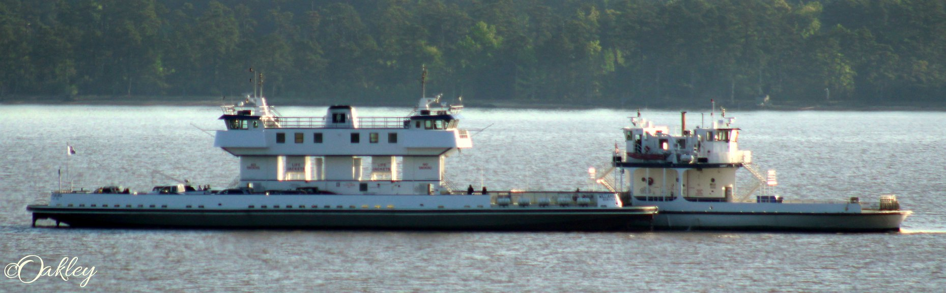 Williamsburg Ferry Issue