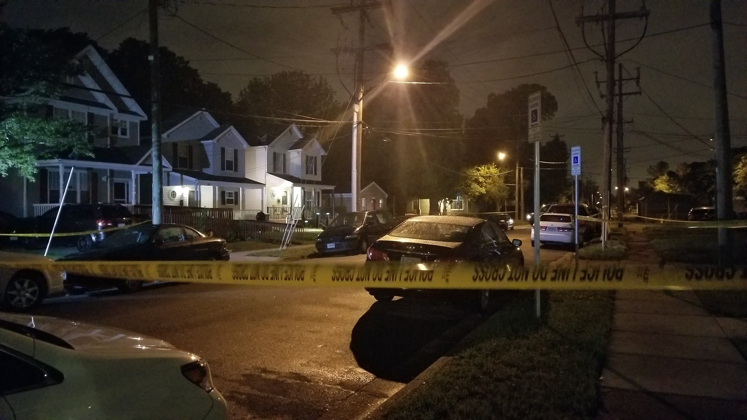 Norfolk Norchester Avenue Driveby Shooting