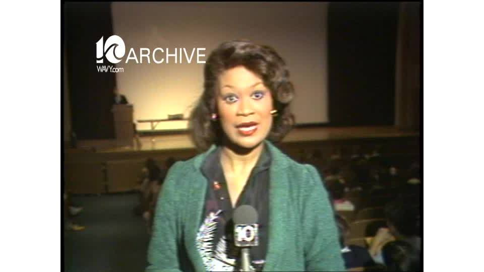 WAVY Archive: 1981 Abortion Advocate