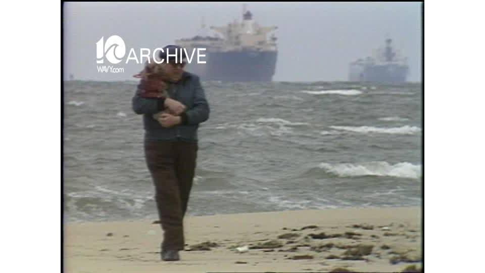 WAVY Archive: 1981 Chesapeake Bay Garbage Dumping Update