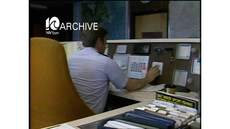WAVY Archive: 1981 Coast Guard