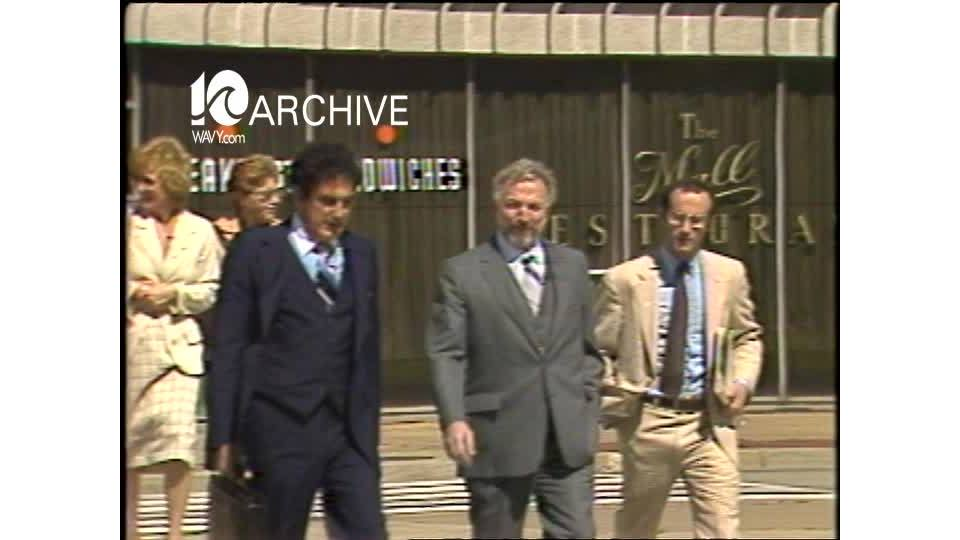 WAVY Archive: 1981 Dr Whitehouse Color Light Therapy
