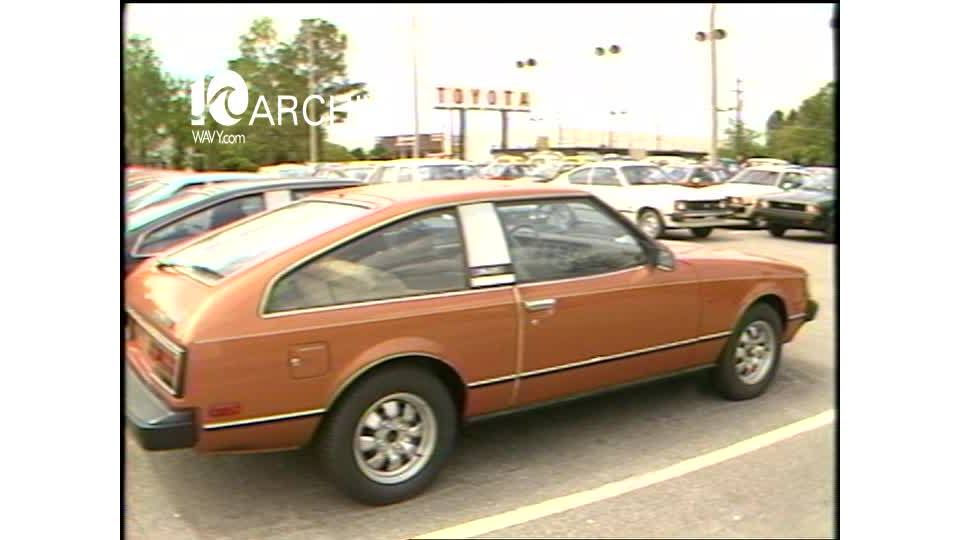 WAVY Archive: 1981 Import Car Restrictions
