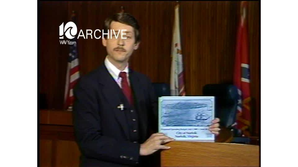 WAVY Archive: 1981 Norfolk Budget