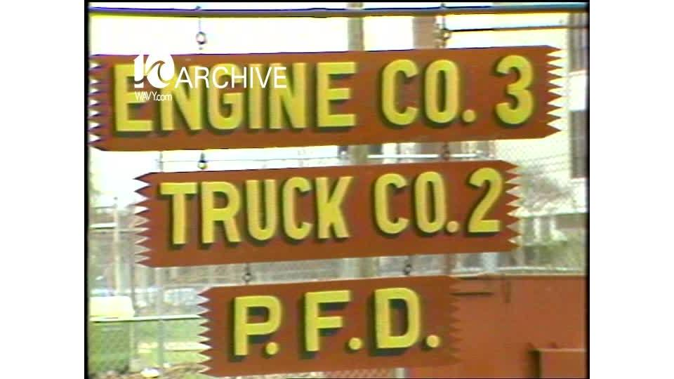 WAVY Archive: 1981 Portsmouth Firefighters Petition