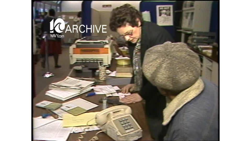 WAVY Archive: 1981 Tax Filing