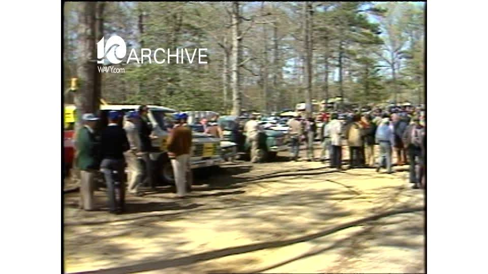 WAVY Archive: 1981 Wakefield Shad Planking