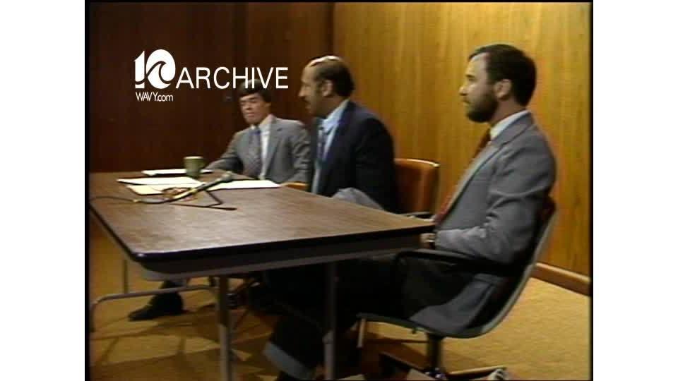 WAVY Archive: 1981 Wheeler Aviation to Atlantic City