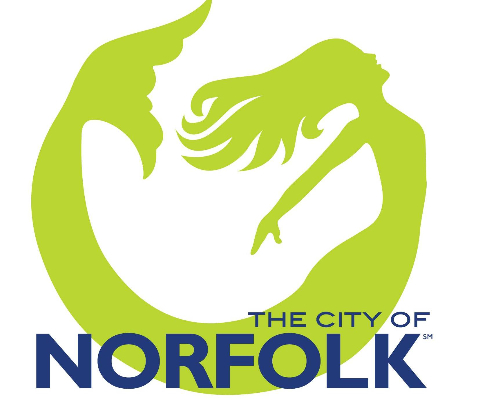 The city of Norfolk seal_308394