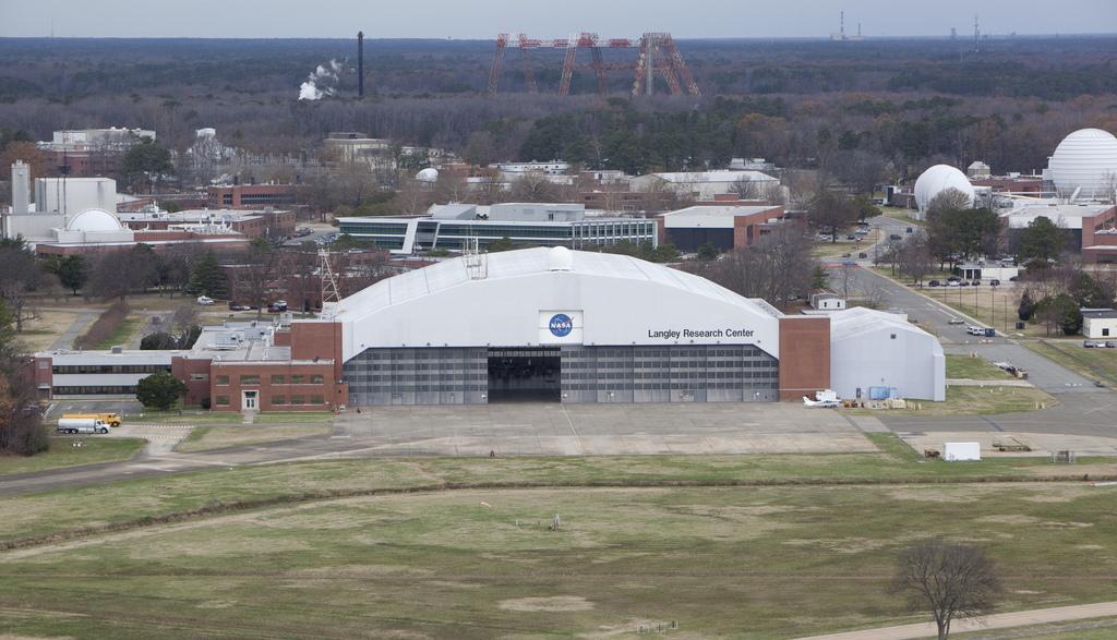 NASA Langley Aerial 2011