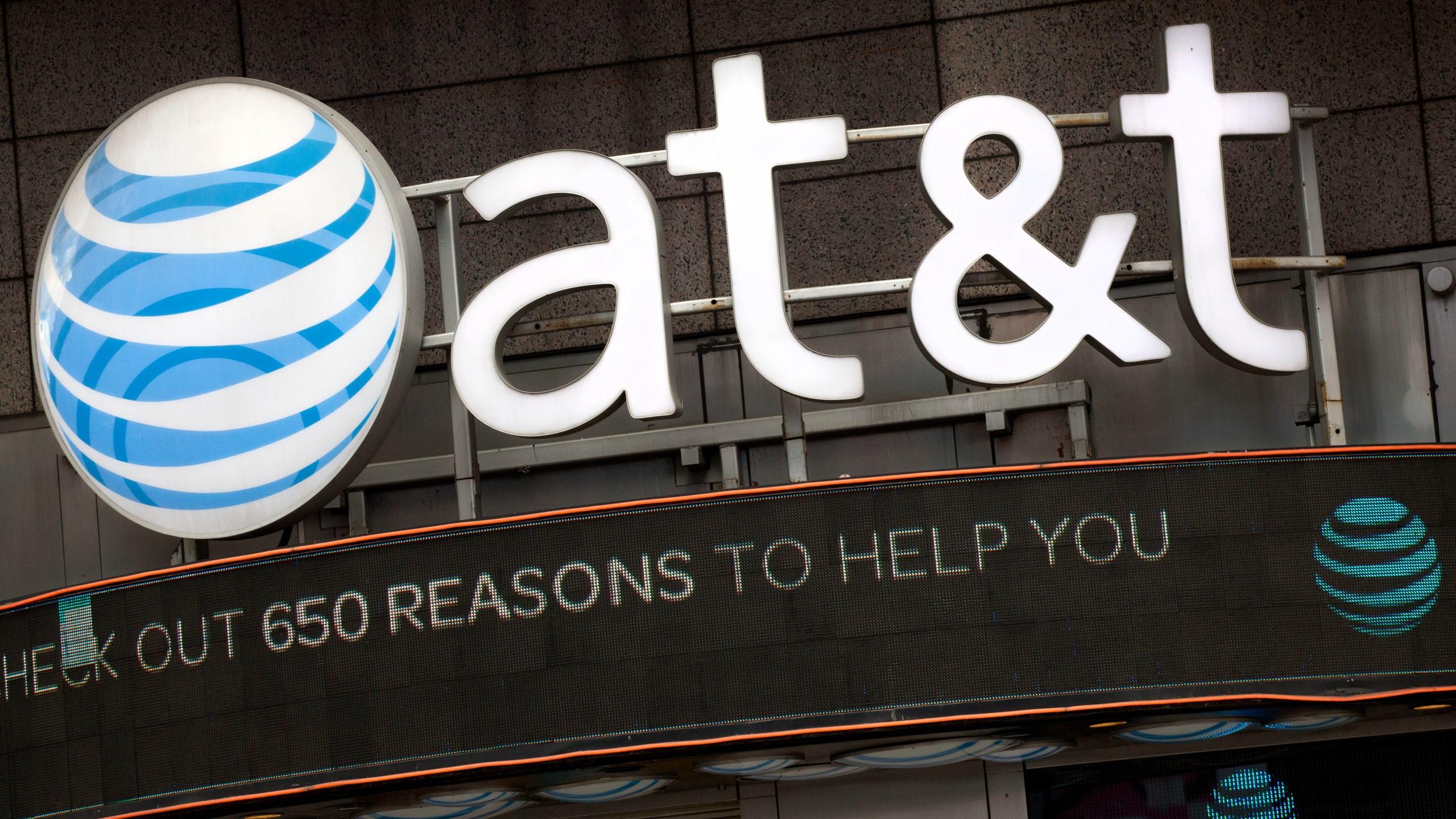 AT T Time Warner Antitrust AP