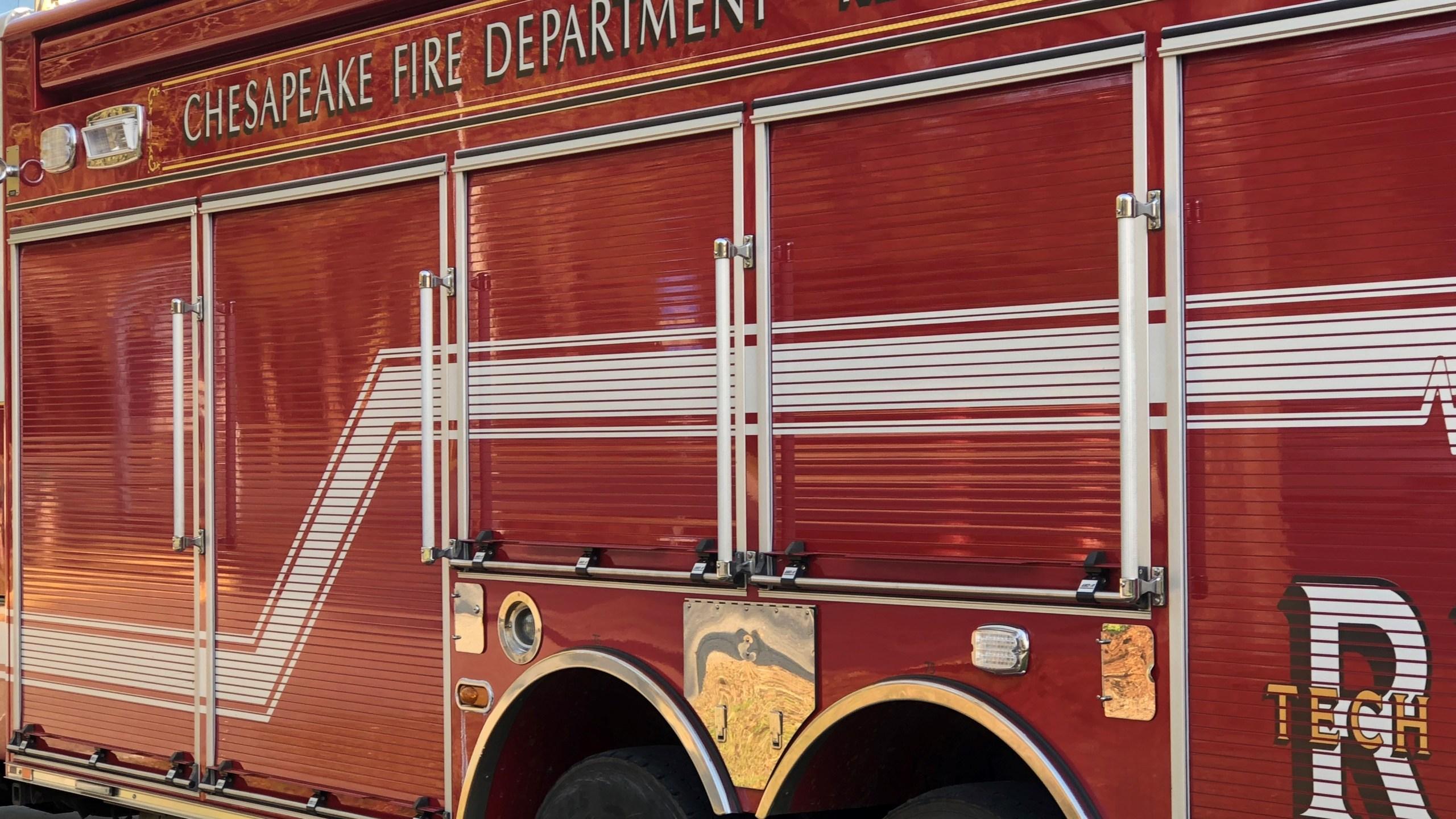 Chesapeake Fire and Rescue Generic