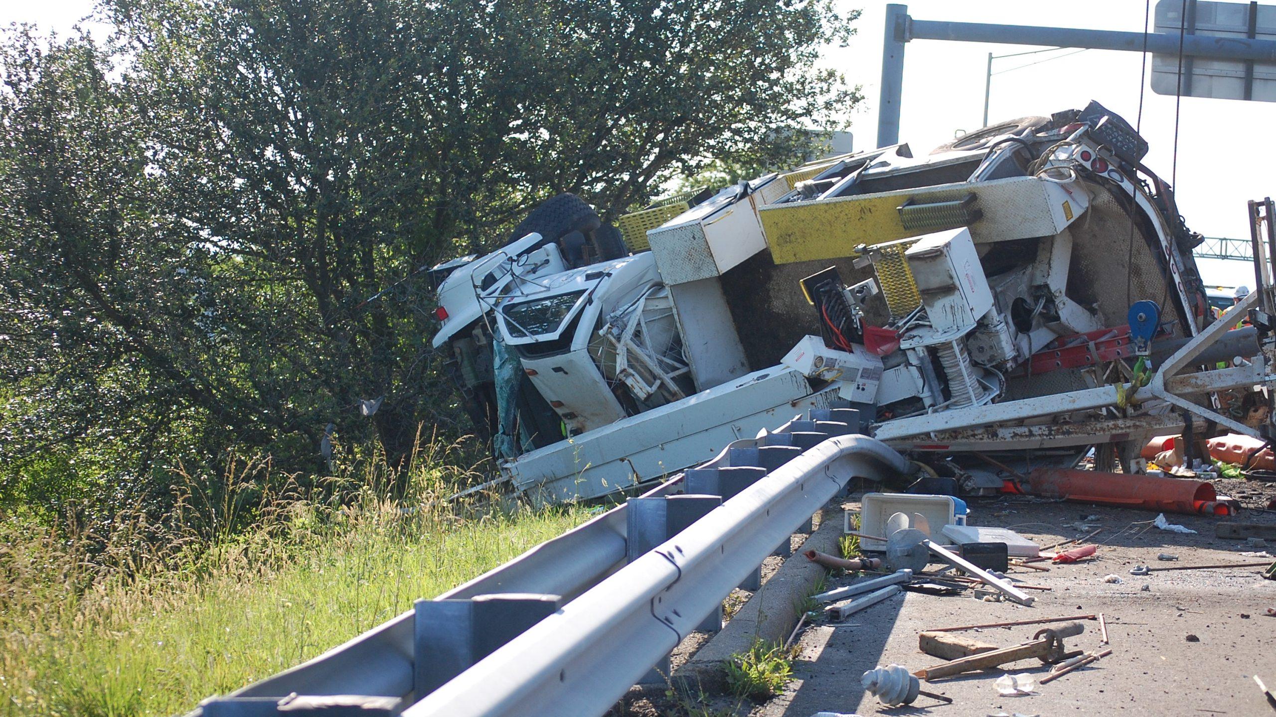 Ocean View Truck Crash - 4