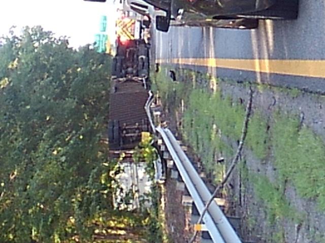 Tractor-trailer Route 58 Chesapeake crash