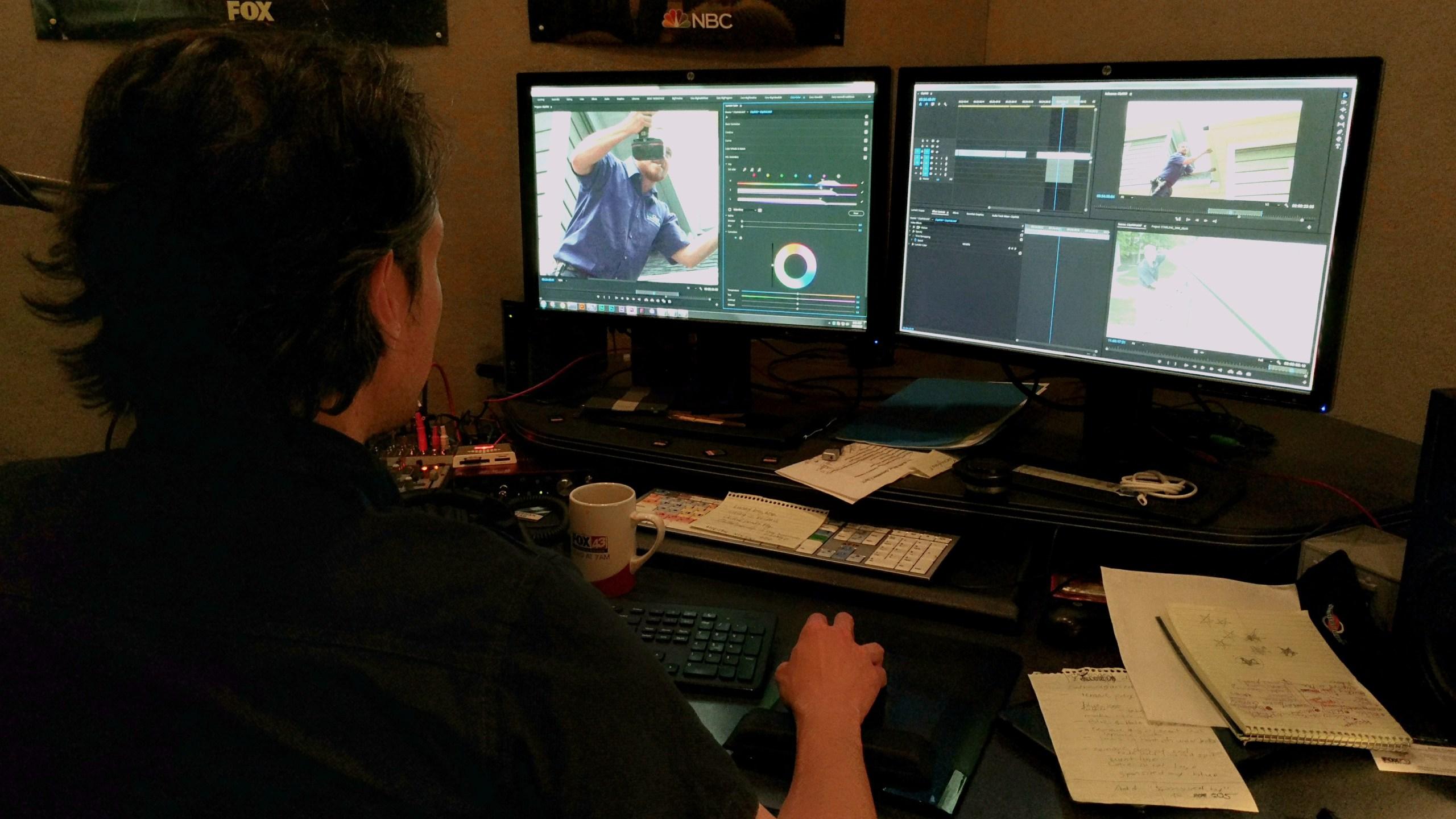 Cory Editing