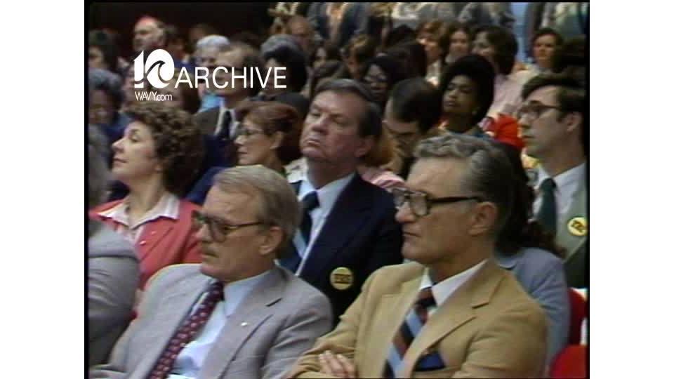 WAVY Archive: 1981 Hampton City Budget
