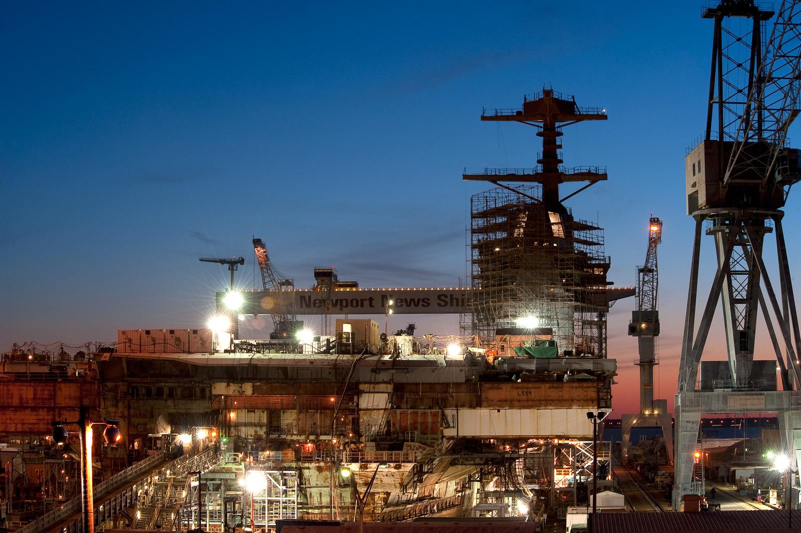 DCS13-167-61 Newport News Shipbuilding file_585458