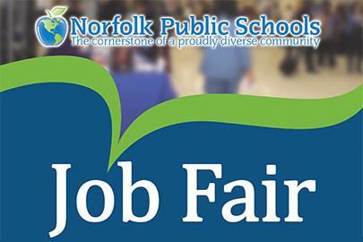Norfolk public schools job fair