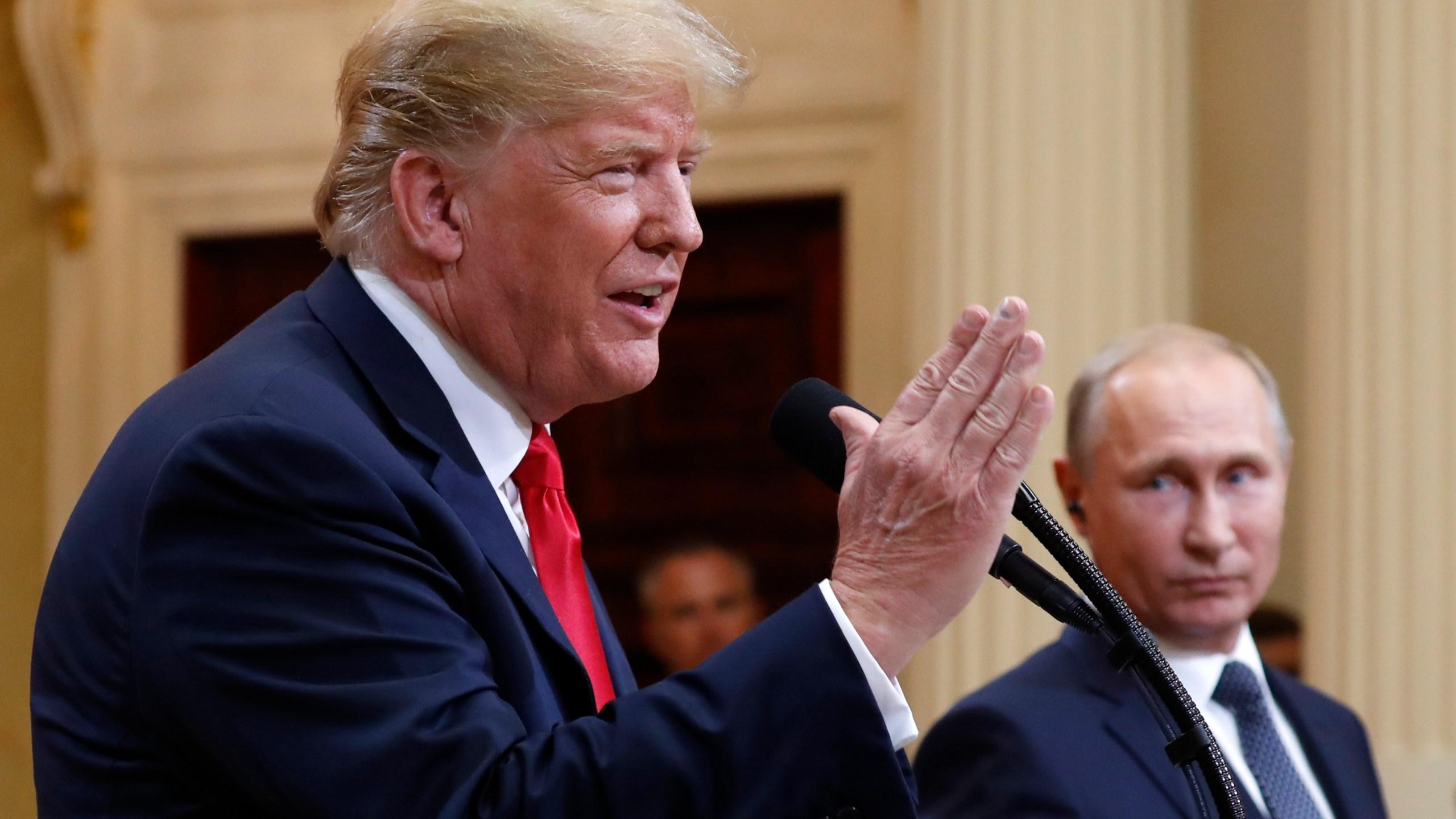APTOPIX Finland Trump Putin Summit_1531847909042