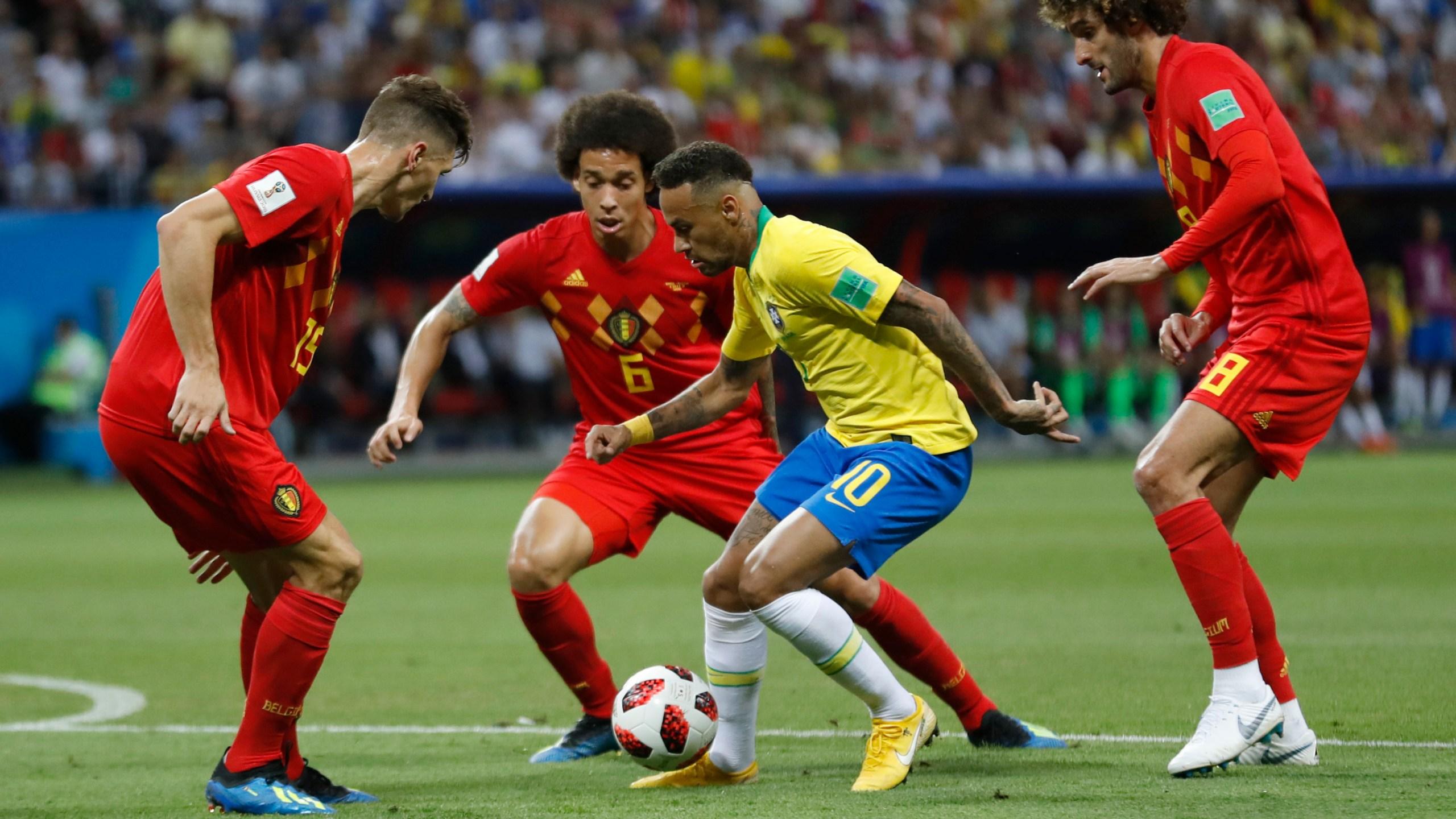 Russia Soccer WCup Brazil Belgium_1531184695115