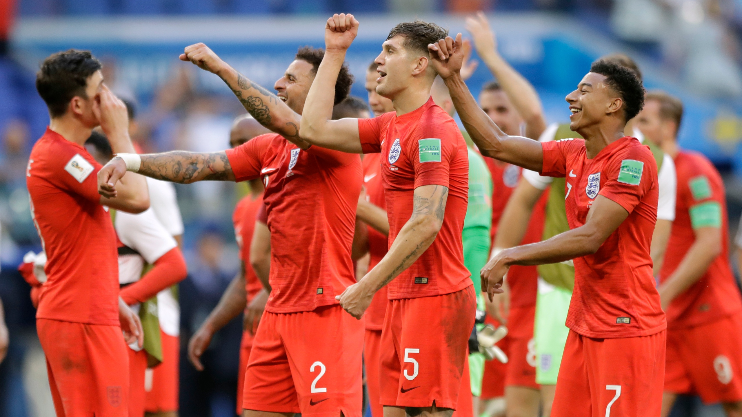 Russia Soccer WCup Sweden England_1531271909122